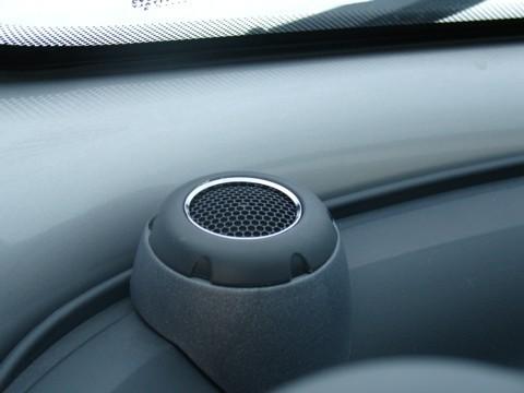 S P Design Chrom Rings For High Speaker For Smart Fortwo 450