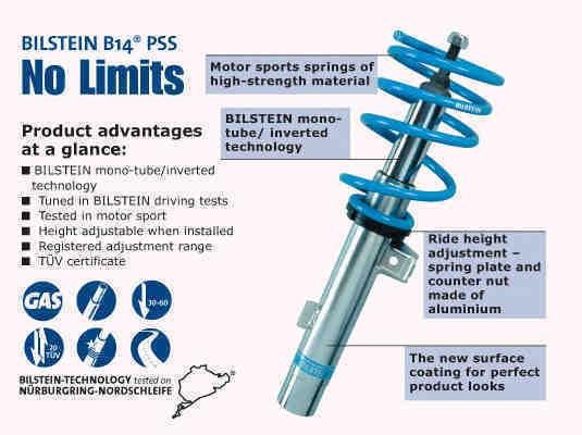 Bilstein Sport Bilstein B14pss Sport