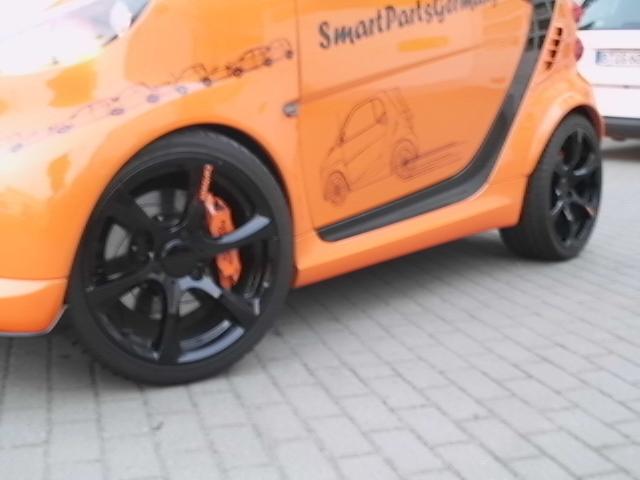 K Sport Brake System For Smart Fortwo 451