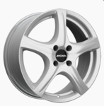 Smart 453/W453 Alloy Rims Ronal R42 6,5x15 ET35