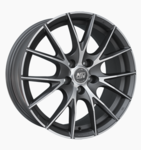 Smart 453/W453 Alloy Rims WMS25-6x15 ET35