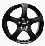 Smart 453/W453 Alloy Rims Oxxo Narvi Black 6x15 ET35