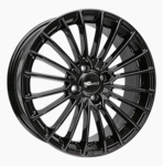 Smart 453/W453 Alloy Rims Brock 24BG-7x17 ET38