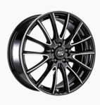 Smart 453/W453 Alloy Rims  MSW86BP 6,5x16 ET37