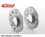 Wheel spacers 40mm Smart Fortwo 453 / Forfour W453