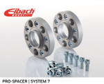 Wheel spacers 50mm Smart Fortwo 453 / Forfour W453