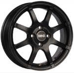 Wheel Set for Smart 453 Fortwo/Forfour Bali II Black