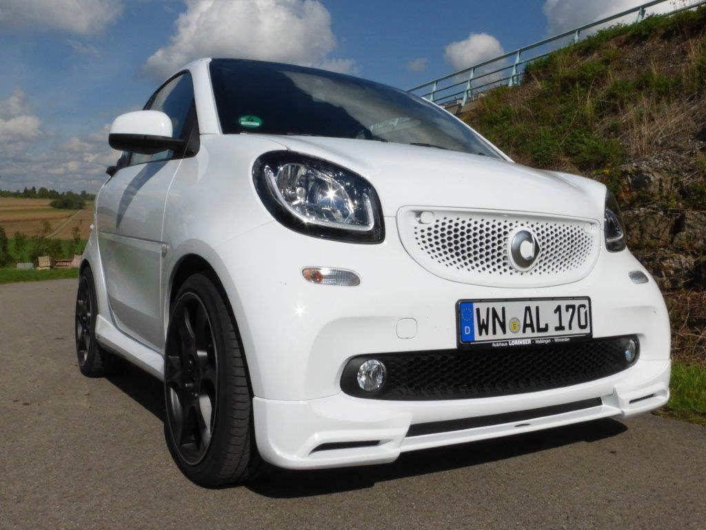... Lorinser Smart Fortwo 453 Sport-Exhaust ...