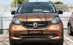 Moulding Grill below Smart Fortwo+Forfour 453