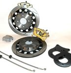 K-Sport Brake upgrading for Smart Fortwo 451