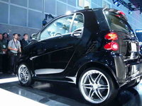 Smart Fortwo 451 ab 2007