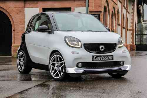 Carlsson Frontspoiler for new Smart 453