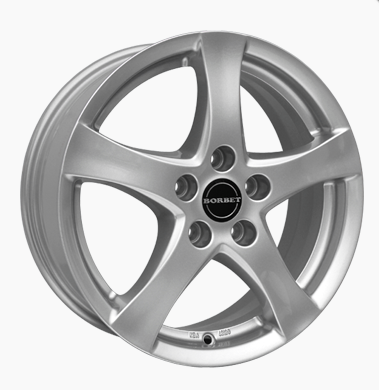 Smart 453/W453 Alloy Rims Borbet F 6x15 ET35