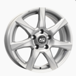 Smart 453/W453 Alloy Rims WMS77-6x15 ET35