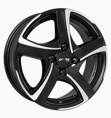 Smart 453/W453 Alloy Rims Alutec 6x15 ET38