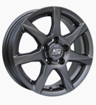 Smart 453/W453 Alloy Rims WMS77DG 6x15 ET35