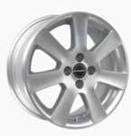 Smart 453/W453 Alloy Rims Borbet CA 7x16 ET38