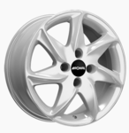 Smart 453/W453 Alloy Rims Ronal R51T 7x16 ET38