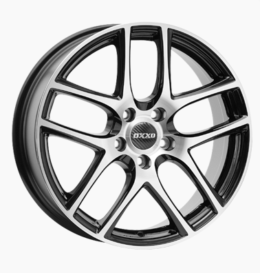 Smart 453/W453 Alloy Rims Oxxo Vapur BP 7x17 ET40