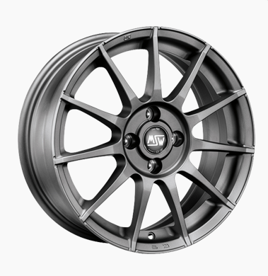 Smart 453/W453 Alloy Rims MSW85- 7x17 ET423