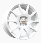 Smart 453/W453 Alloy Rims Ronal SL2W 7x16 ET38
