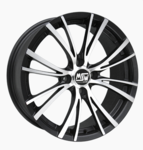 Smart 453/W453 Alloy Rims MSW20 7x16 ET37