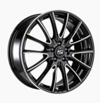 Smart 453/W453 Alloy Rims WMS86BP 6x15 ET35