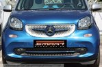 Front Grill insert SLS Fortwo+Forfour W453 MB
